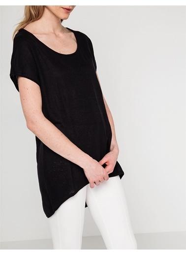 Love'n Fashion Paris Tişört Siyah